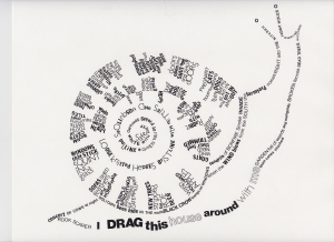 snail poem